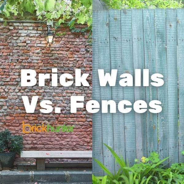 Brick Walls vs Wooden Fences: What's Best?