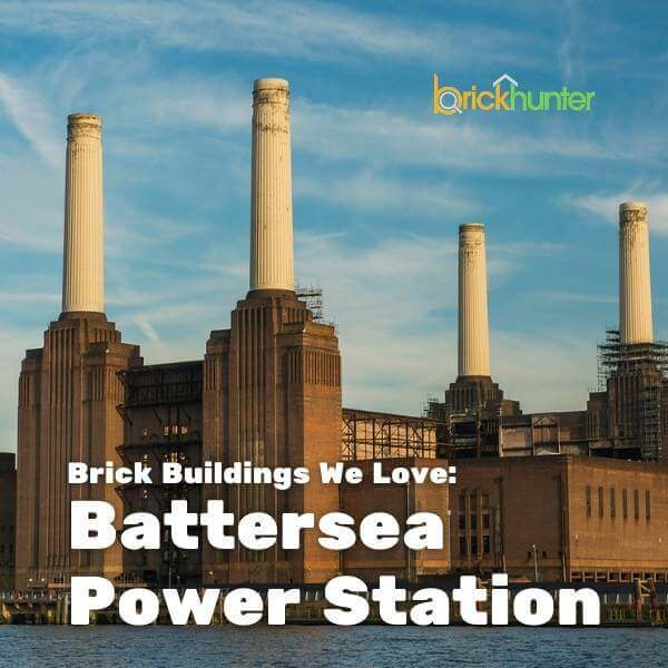 Brick Buildings We Love: Battersea Power Station