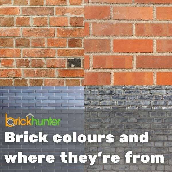What Colour Are The Bricks In My area?