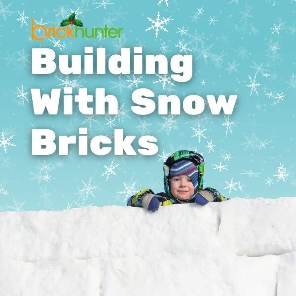 Build an Igloo With Snow Bricks