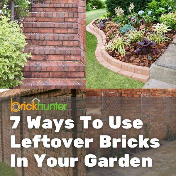 7 Ways to Use Leftover Bricks in Your Garden