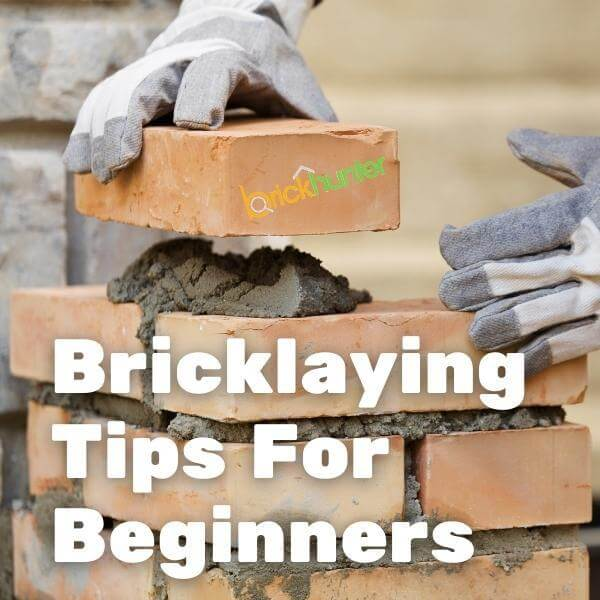 Bricklaying for Beginners