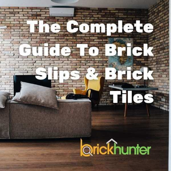 The Complete Guide to Brick Slips and Brick Tiles