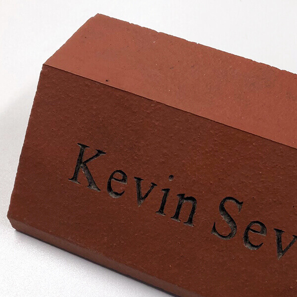 Brick Engraving - Your Guide